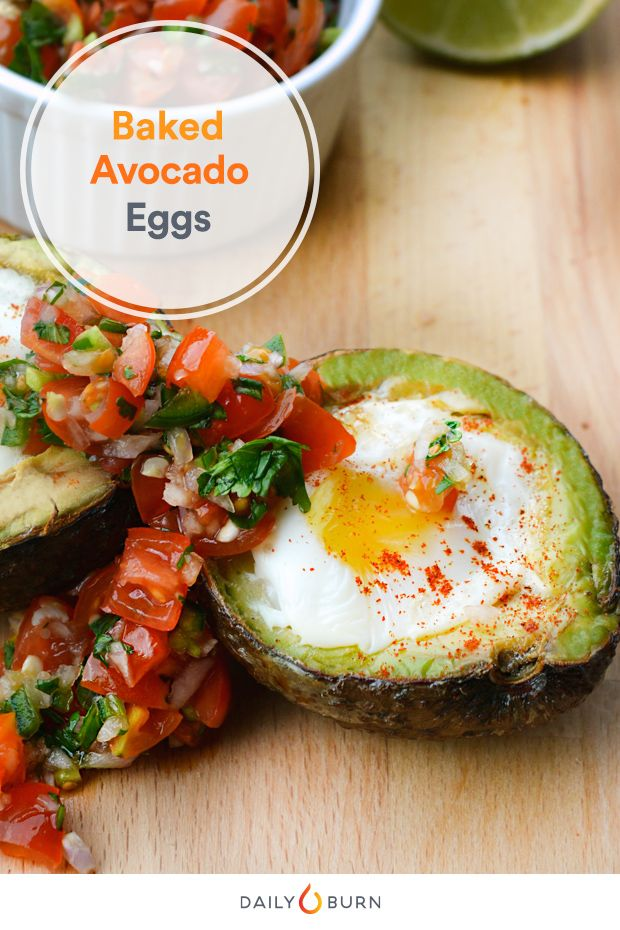 Skipping bread? This baked avocado egg recipe is packed with protein and healthy fats.