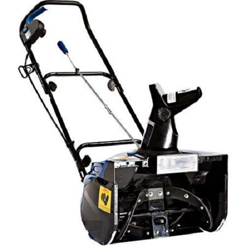 SALE-EASY-START-18-13-5-Amp-Electric-Snow-Blower-with-Headlight-4-Blade-Rotor