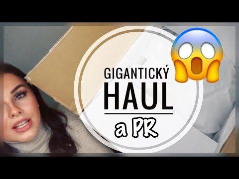 HAUL a PR BALÍČKY, ktoré ma čakali doma po dovolenke l 1.časť - YouTube