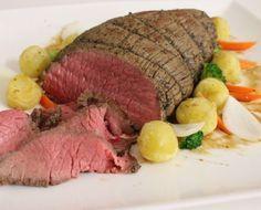 Roast beef con Olla GM. Receta: http://www.ollasgm.com/roast-beef-con-olla-gm/