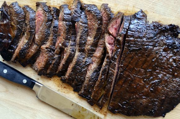 The Ultimate Asian Flank Steak Marinade from justataste.com