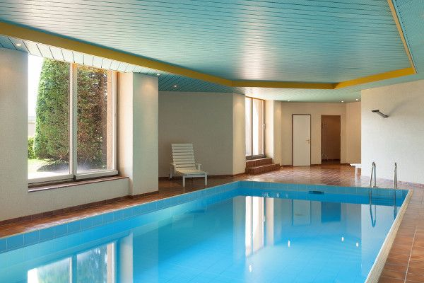 Residential Indoor Pools: The Inside Story
