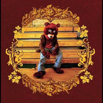 Kanye West - College Dropout LP RE