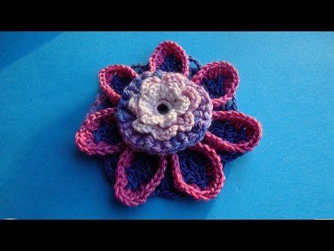 129 Best Video Images On Pinterest Crochet Videos Knitting
