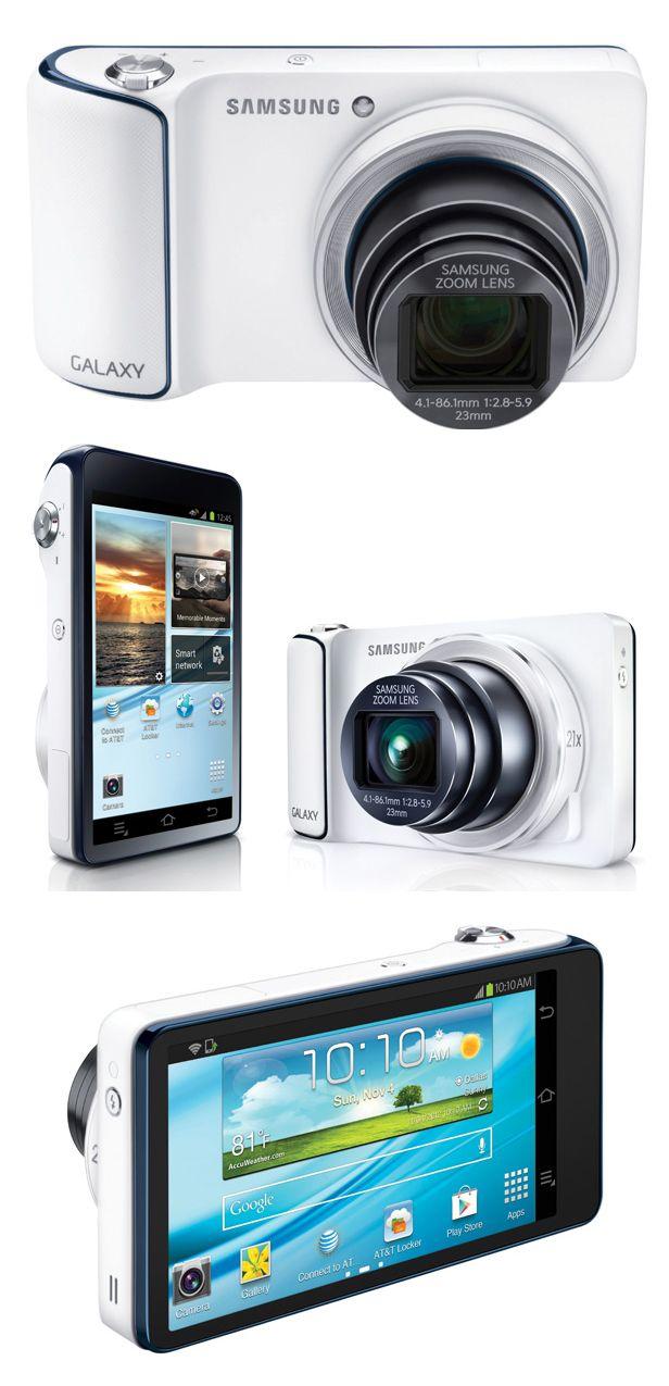 Samsung Galaxy Camera Goes on Sale Nov. 16