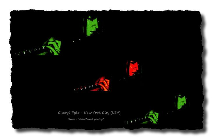 flow - Cheryl Pyle - Flute