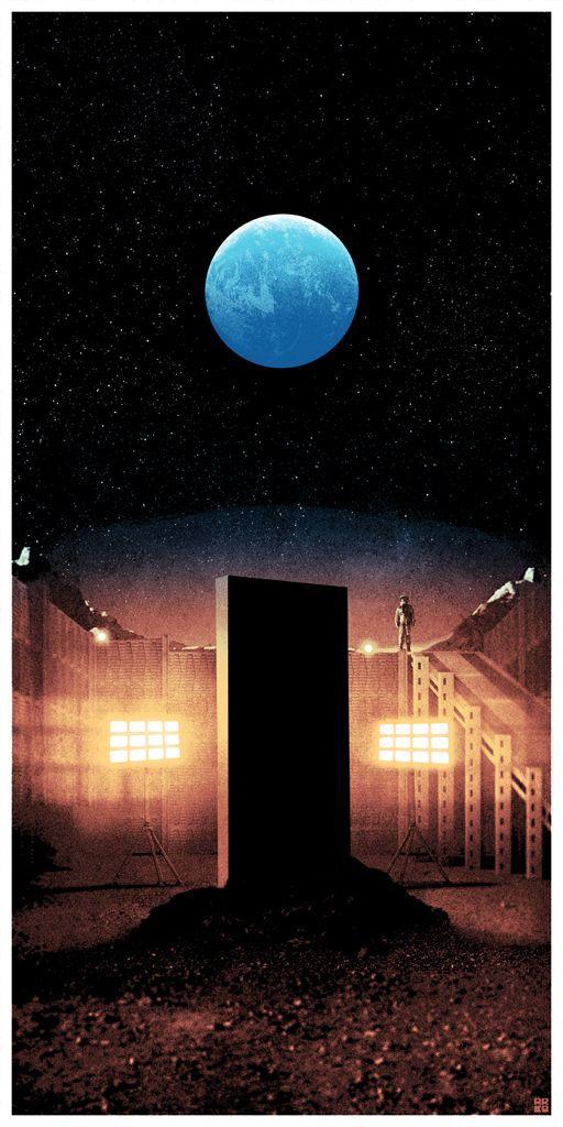 Matt Ferguson – Distant Lands Art Show @Bottleneck Gallery