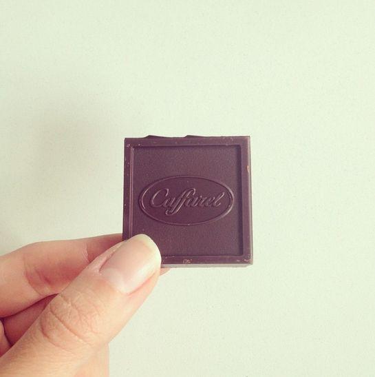 9 persone su 10 amano la cioccolata. La decima mente Emoticon grin!  Foto di Non tollero Rebecca