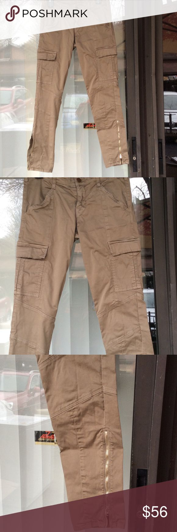 J.Brand for Barneys New York khakis Preown but good condition,stretchy J Brand Jeans