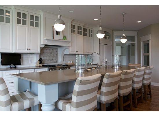 a 13 foot long island dream kitchens pinterest
