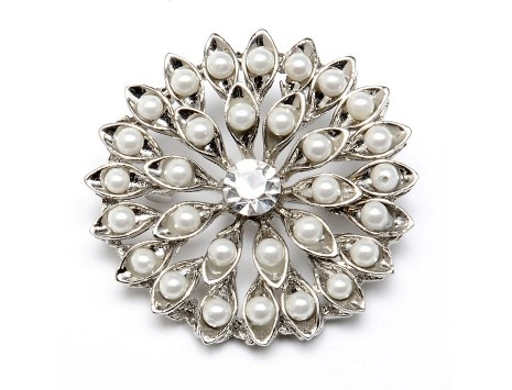 bridesmaid brooch