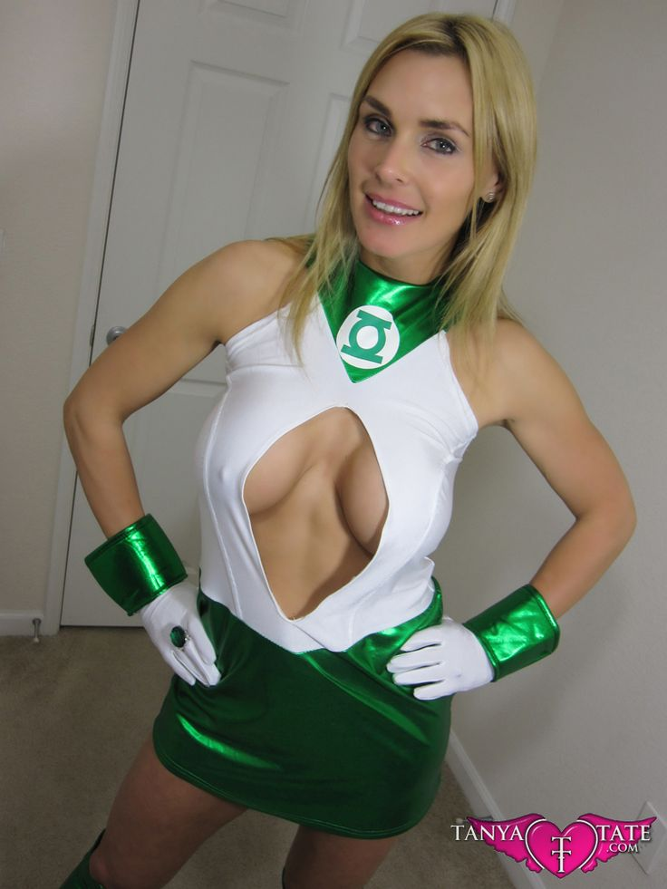 green lantern female xxx