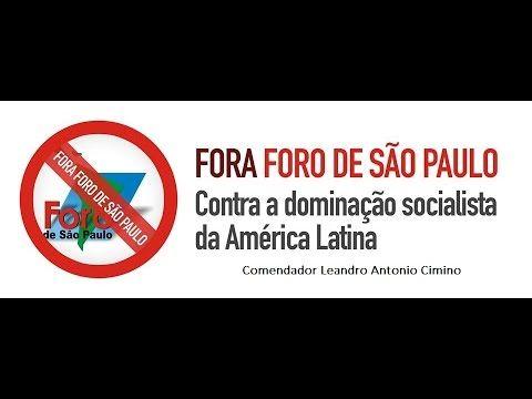 Foro de São Paulo | Lula conta como chegou ao Poder.