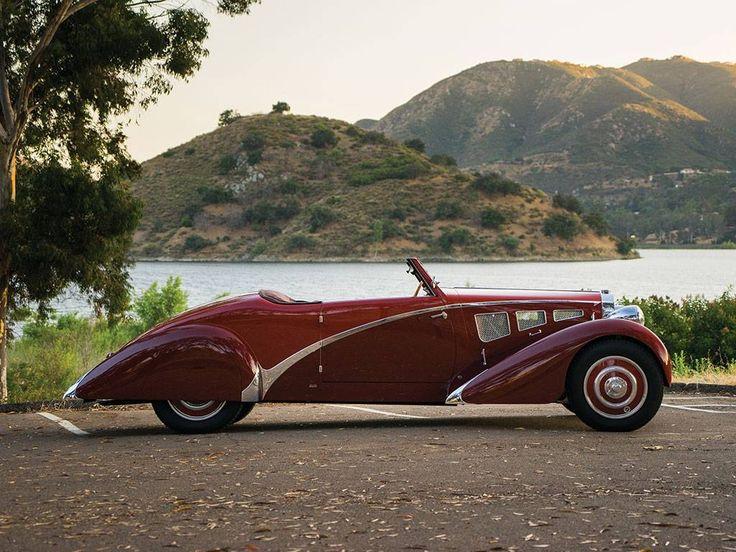 1937 Bugatti Type 57 at auction #1976033 - Hemmings Motor News