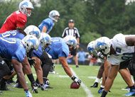 Coach Caldwell is changing the Lions culture starting with Training Camp.