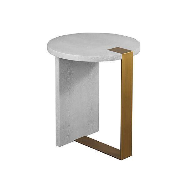 Harrington Side Table Light Grey | Side