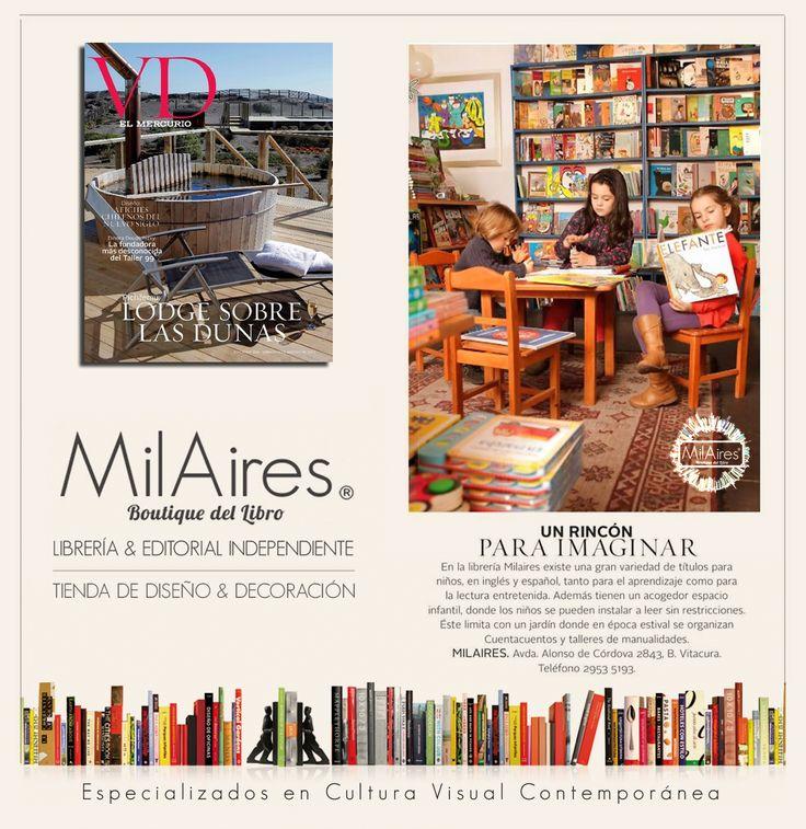 MilAires Boutique De Libros en Vitacura, Metropolitana de Santiago de Chile