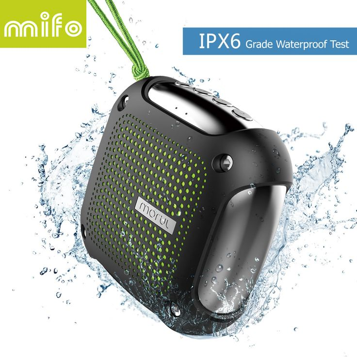 ==> [Free Shipping] Buy Best MIFO H3 Outdoor Speaker Waterproof IPX6 Mini Bluetooth 4.1 Wireless & TF/Micro SD Card Speakers with FM Radio APP for iPhone Online with LOWEST Price | 32794618389