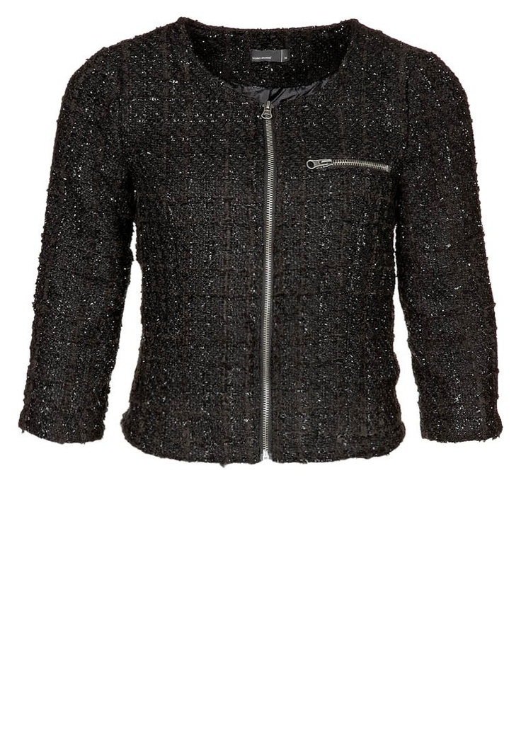 classy jacket - still youthful with the zipper detail