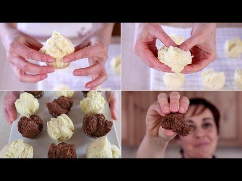 MUFFIN GIAPPONESI Sofficissimi Ricetta Facile - Steamed Cupcakes Easy Recipe - YouTube