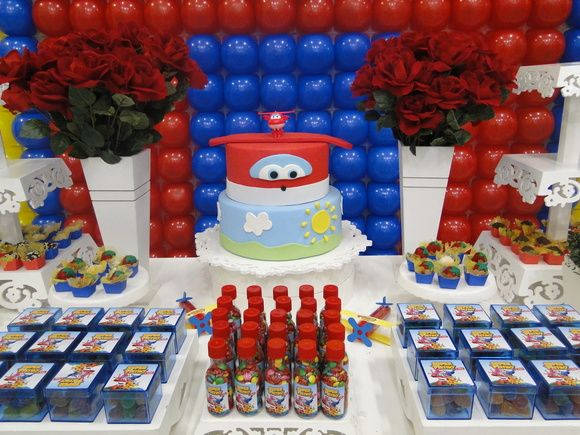 decorao super wings