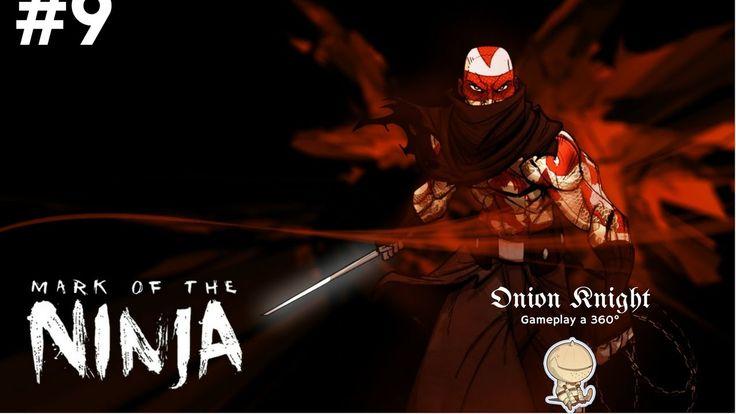Mark Of The Ninja - Walktrough - Part#9 Le mura esterne
