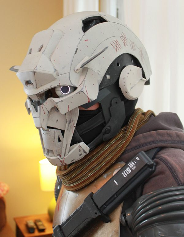 This Destiny Cosplay Brings Exos To Life