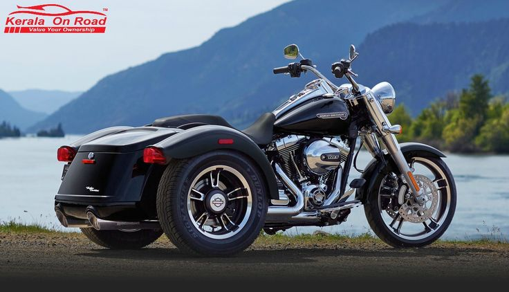 Know the details about the expected launch and price of the new Harley Davison Freewheeler- The radical hot rod styling and easy handling. Visit https://www.keralaonroad.com/ #usedcars #usedbikes #newcars #newbikes #sellyourcar #buynewbike #keralaroads