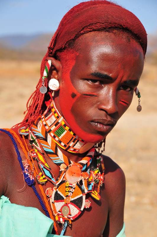 zuru kenya Samburu Warrior 1