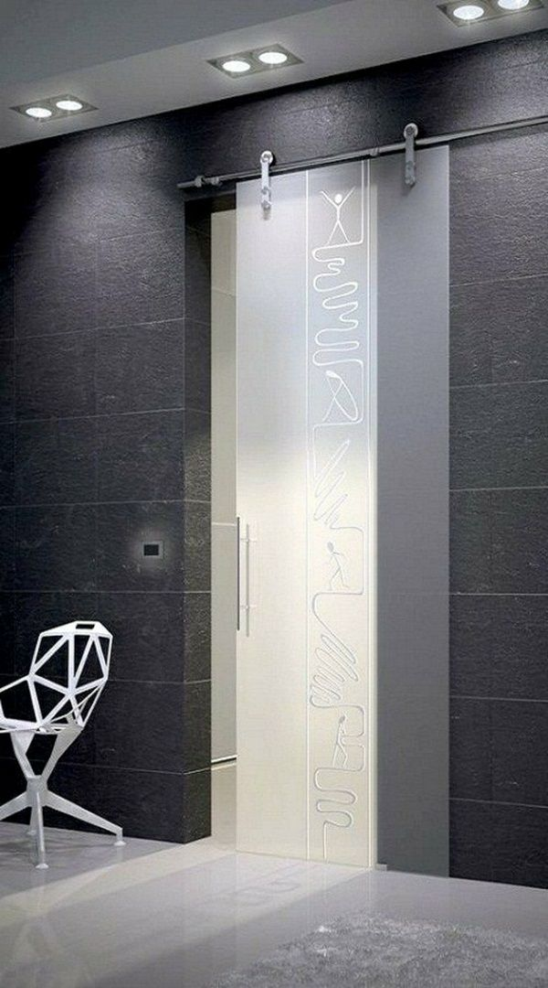Designer door frosted glass drawings designer white chair