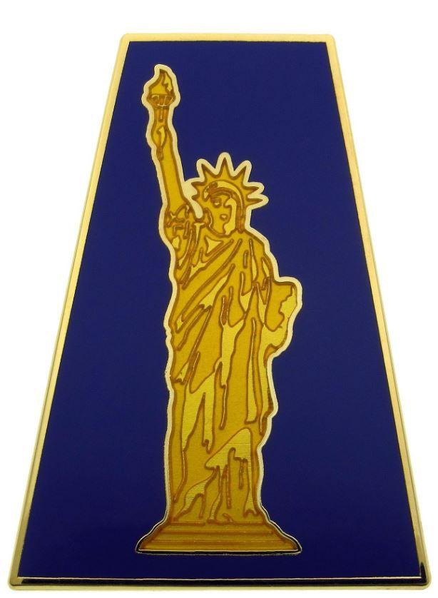 77TH SUSTAINMENT BRIGADE, COMBAT SERVICE IDENTIFICATION BADGE