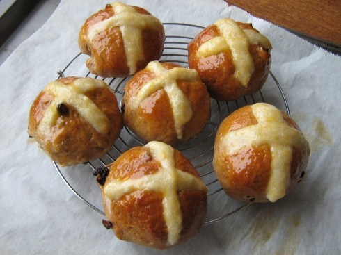 Hot Cross Buns: Favorite Recipes