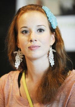 Slovenská herečka Táňa Pauhofová.