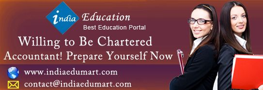 Have interest in chartered accountancy! Let's join chartered accountant program that is just five year course offered by Institute of Chartered Accountant India invite students to complete the programs to become the talented CA and other accountant p