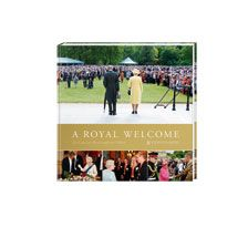 A Royal Welcome - Zu Gast im Buckingham Palace        bestellen - THE BRITISH SHOP - typisch englisches Produkt 'very british'