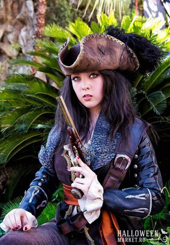 #pirate #costume #halloweenmarket #halloween  #костюм #образ #пират #пиратка #сексуальный Сексуальный костюм пиратки на хэллоуин (фото)