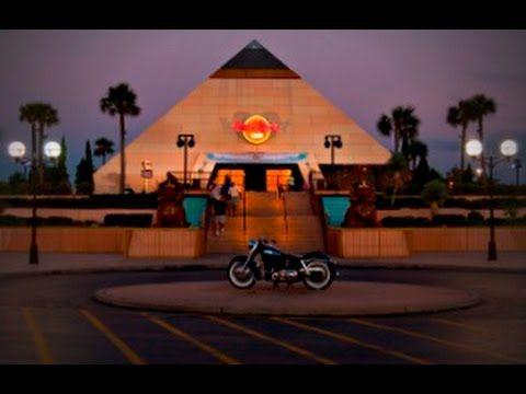 Fine Art Print Hard Rock Cafe Myrtle Beach South Carolina USA