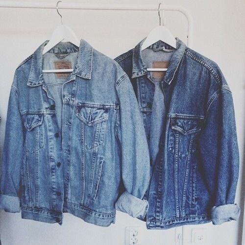 oversized denim jackets