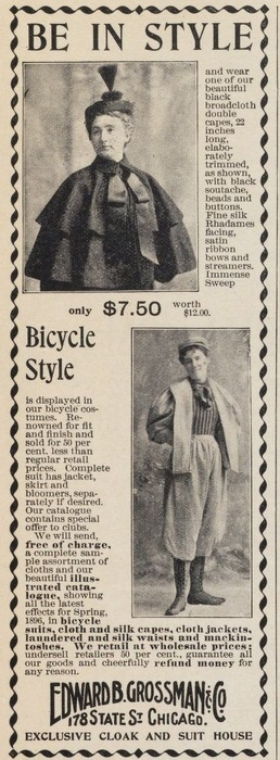 """""""The Ladies Home Journal, March 1896"""""""