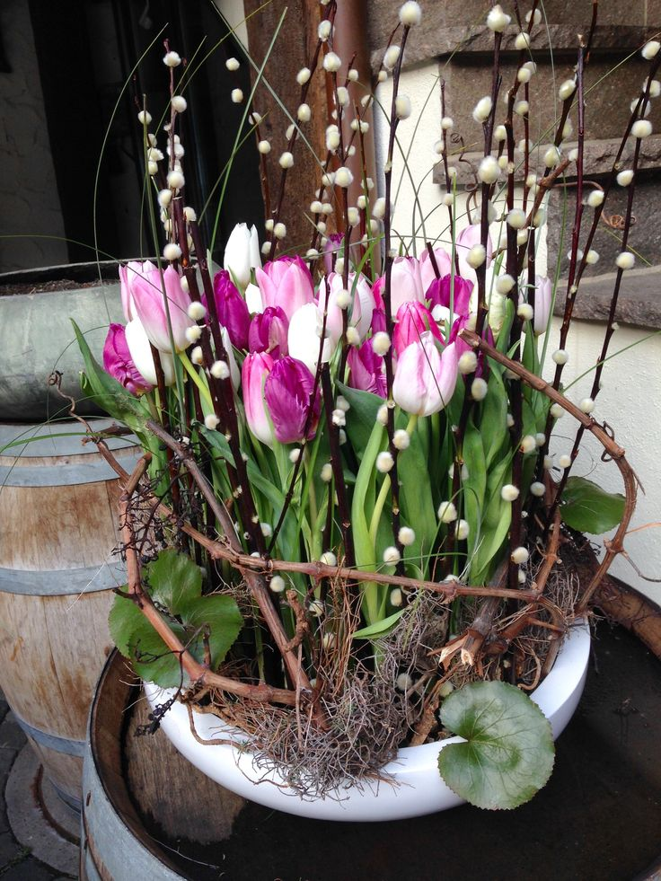 Let lovely flowers bring joy to your home!