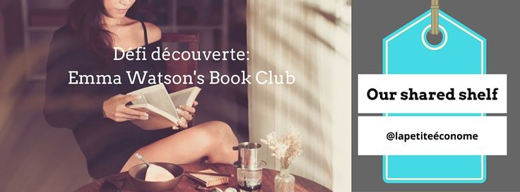 Défi découverte: Emma's Book Club - Our Shared Shelf