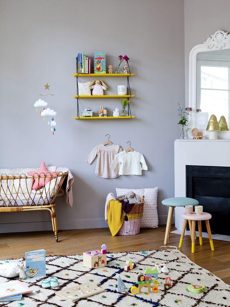 Boho kids room Deco | Julie Ansiau