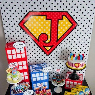 comic book dots | Vintage Comic Book Style Super Hero Polka Dot Backdrop - Instant ...