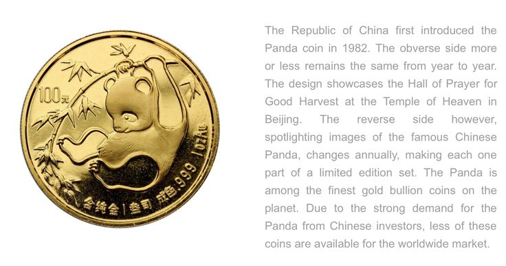 Read about our panda coin!