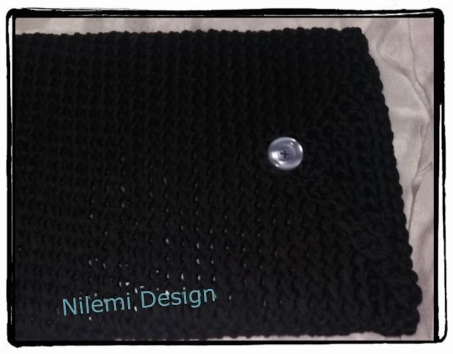 Nilemi Design: LapTop Cover