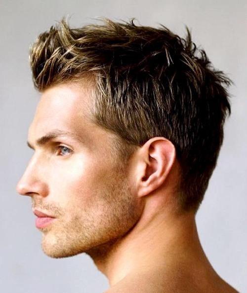 Short Quiff Haircut