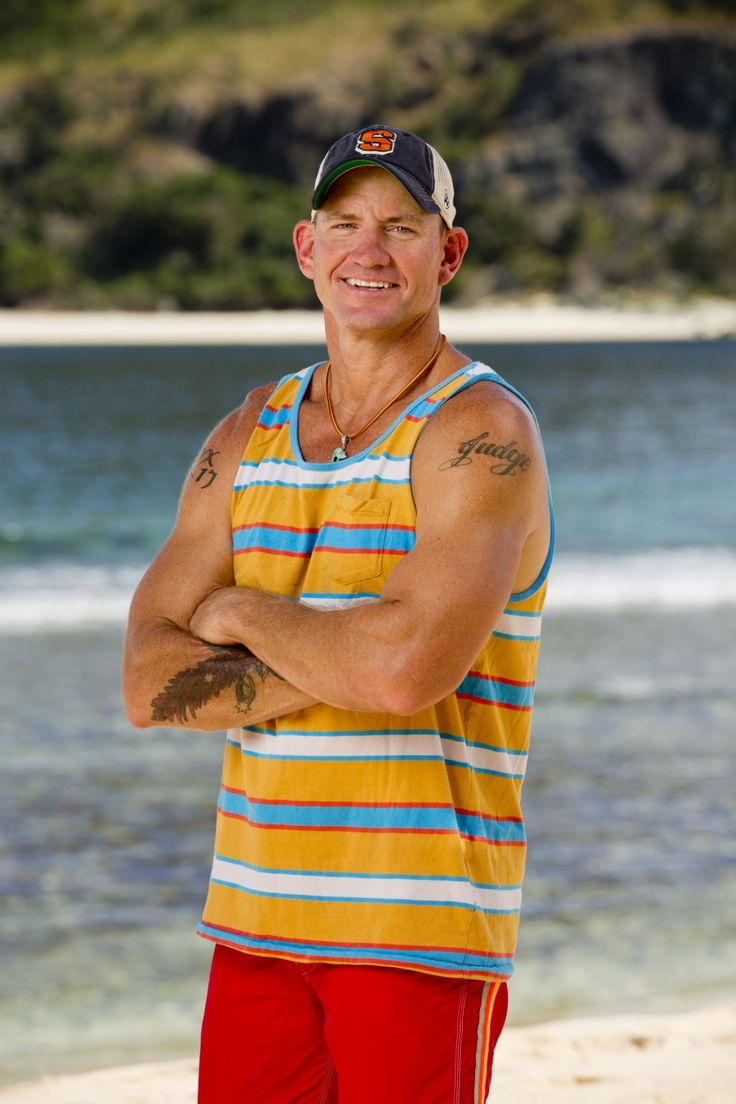 Brad Culpepper -- 5 things to know about the 'Survivor: Game Changers' castaway - Reality TV World