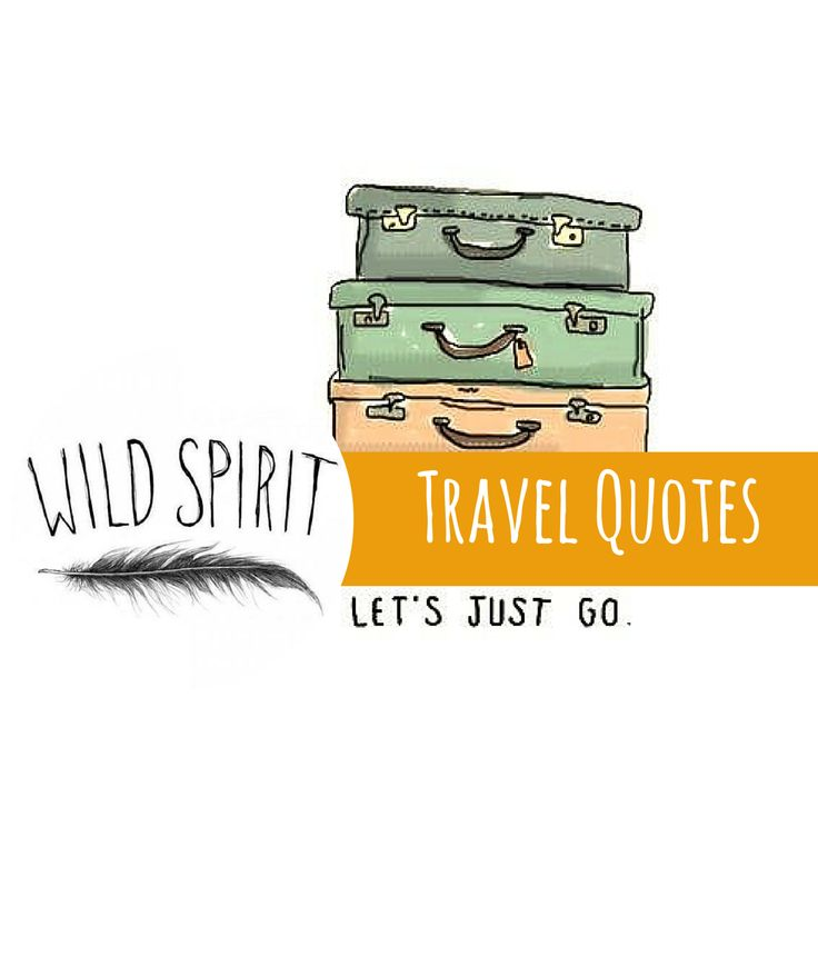 Best travel quotes & inspirations!