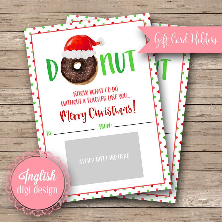 The 25+ best Instant gift cards ideas on Pinterest Christmas - printable christmas gift certificate