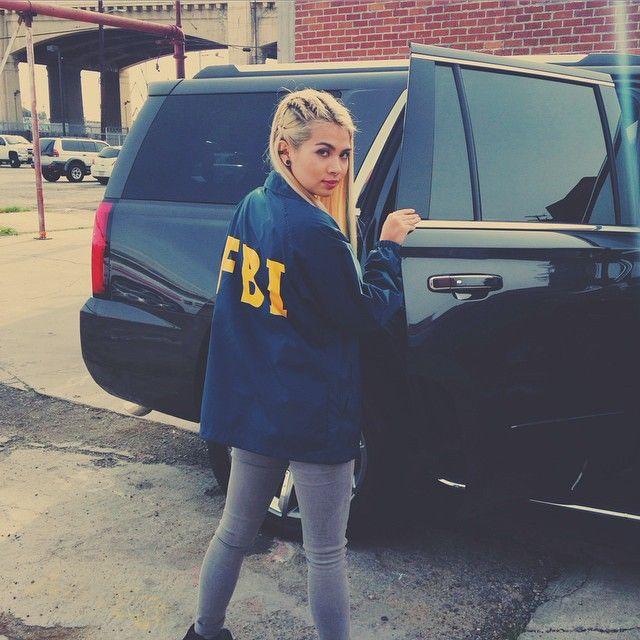Raven Ramirez - CSI:Cyber